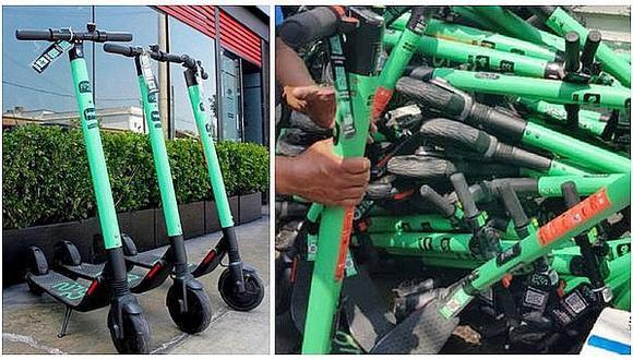 Miraflores alista ordenanza para regular uso de scooters en la vía pública