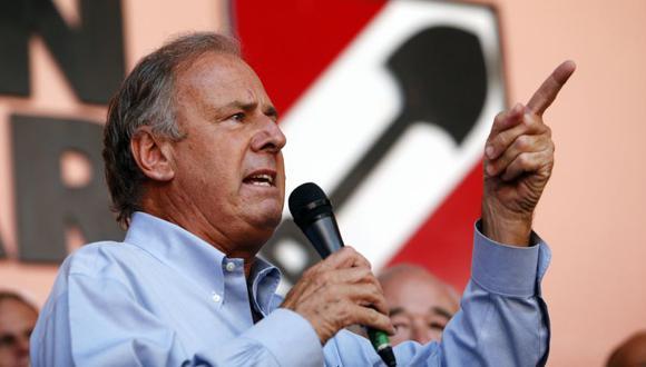 Barnechea confirmó su precandidatura a la Presidencia de la República (Foto: Reuters)