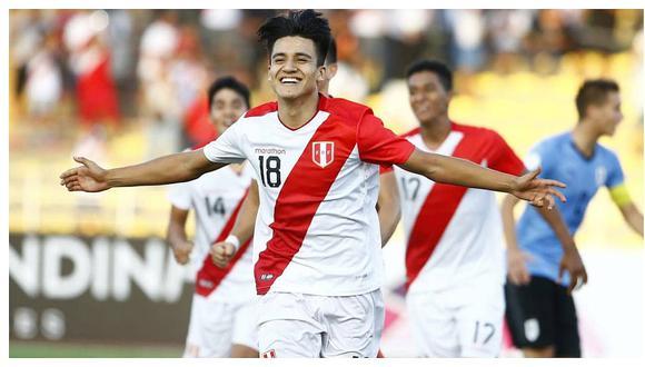 Sudamericano Sub 17: Perú venció 3-2 a Uruguay y sueña con la clasificación al Mundial (VIDEO)