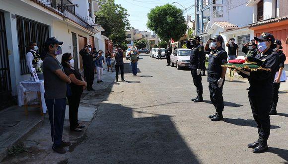 137 policías han fallecido a causa del COVID-19.