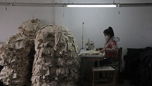 Susana Saldaña, presidenta de la Asociación Empresarial Gamarra Perú, indicó que el emporio solo facturará el 50% de lo que recaudaban antes de pandemia por la campaña del Día de la Madre. (Foto: GEC)