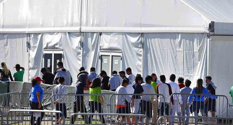 Estados Unidos restringe clases, ayuda legal y juegos para niños migrantes