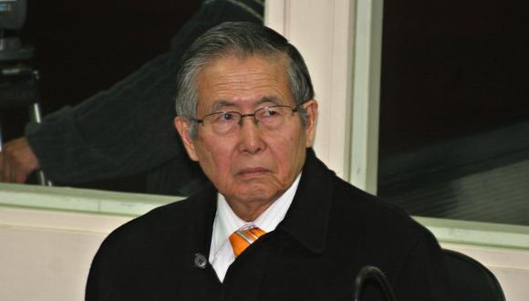 Fiscalía pide negar arresto domiciliario a Alberto Fujimori