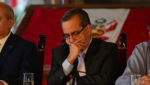 Congreso debatirá mañana moción de censura a ministro Saavedra