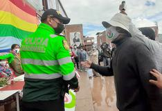 Policía irrumpe en evento de Verónika Mendoza en Cusco y lo cancela porque no tenía autorización (VIDEO)