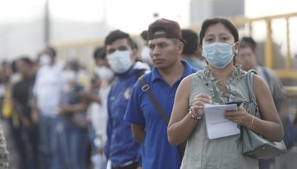 El estudio elaborado por la Universidad de Oxford se basó en tests de coronavirus realizados regularmente a 12.180 trabajadores sanitarios de los hospitales universitarios durante un período de 30 semanas. (Foto: GEC)