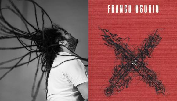"""El poeta peruano Franco Osorio acaba de publicar su poemario """"X"""". (Foto: Cortesía de Harumi Kusen)"""