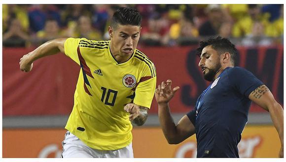 Colombia derrotó 4-2 a Estados Unidos, próximo rival de la selección peruana (VIDEO)