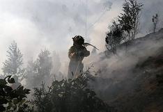 En Cusco ya se registraron 141 incendios forestales en lo que va del 2020 (VIDEO)