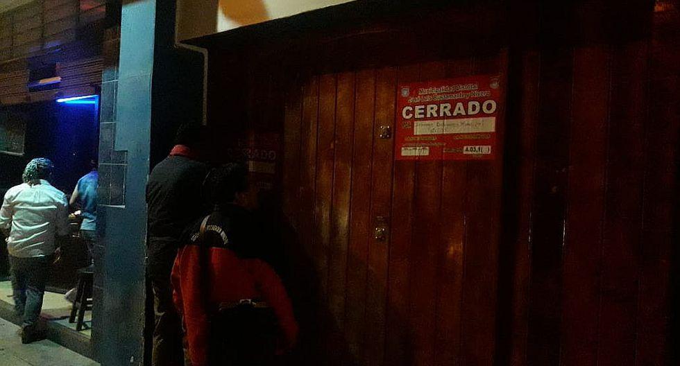 Intervienen fiesta en local de avenida Dolores que tenía 21 menores de edad