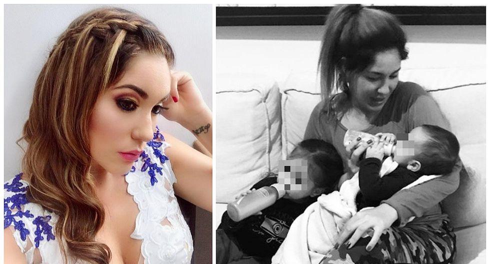 Tilsa Lozano revela en emotivo mensaje qué es lo más difícil de la maternidad (FOTO)