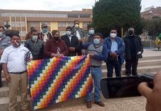 Dirigentes anuncian paro de 48 horas en contra de la cuarentena