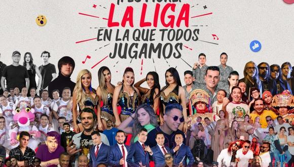 Liga Contra el Cáncer realizará festival musical. (Foto: @ligacancer).