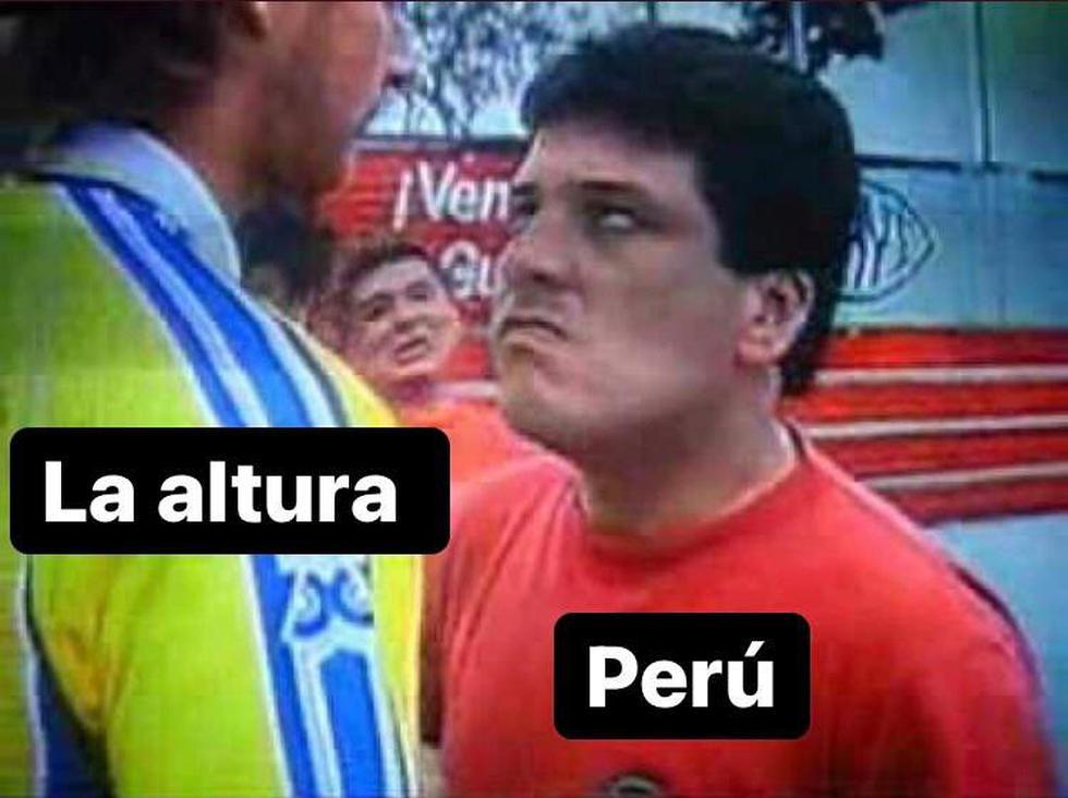Memes del partido Perú vs. Bolivia