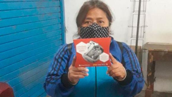 Gracias al trabajo de los canillitas, los lectores de El Comercio, Perú 21, Trome y Correo también recibirán mascarillas KN95. (Foto: GEC)