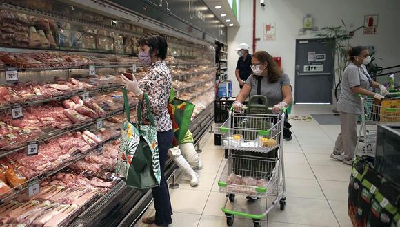 En 2020, Perú registró una inflación de 1,97%, apenas superior al 1,9% de 2019. (Foto: Anthony Niño de Guzman / GEC)