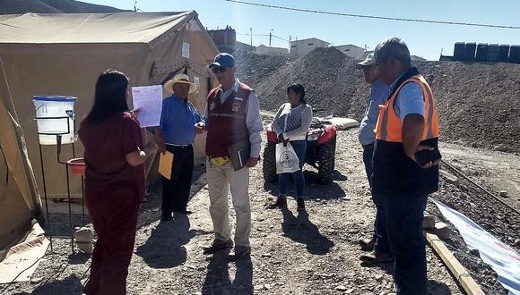 Alcalde de Mirave demanda ayuda para su puesto de salud
