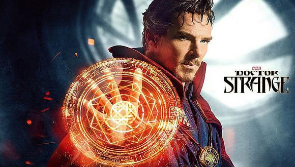 Doctor Strange: Mira el primer teaser con Benedict Cumberbatch (VIDEO)