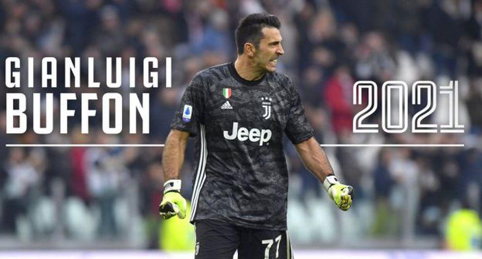 Gianluigi Buffon volvió a Juventus a mediados del 2019 tras una temporada en el PSG. (Foto: Juventus)