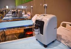 Roban concentradores de oxígeno destinados a Arequipa