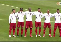 Perú vs. Bolivia: mira la emotiva entonación del Himno Nacional en La Paz (VIDEO)