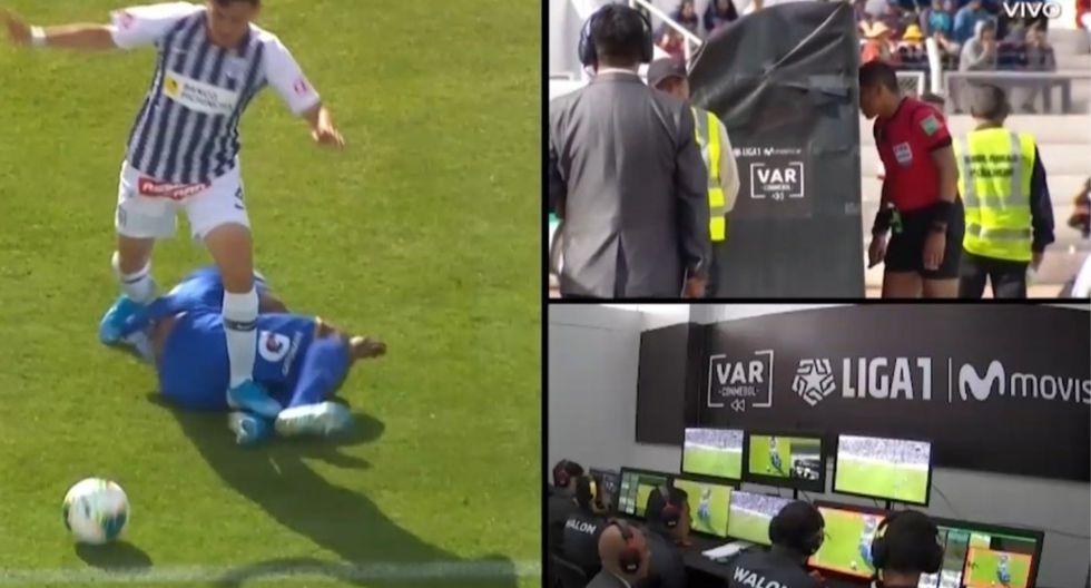 Foto: Captura de Gol Perú