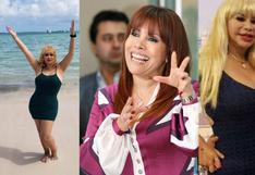 """Susy Díaz no tiene miedo a las críticas de Magaly Medina: """"Gracias a ella estoy cobrando más en los canales"""""""