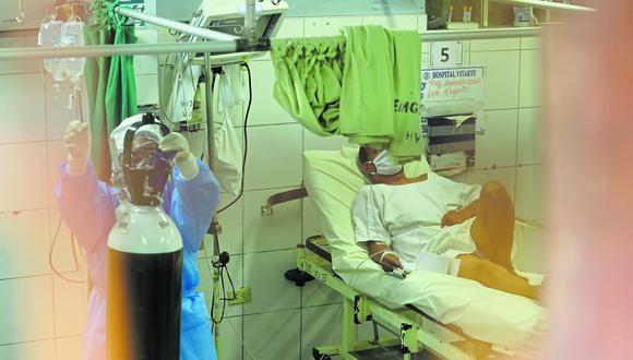 Pacientes hospitalizados superan cifras del año pasado  FOTOS: ALESSANDRO CURRARINO/GEC