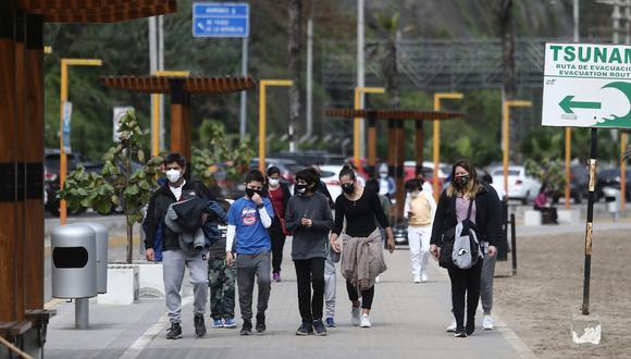 Minsa reportó más casos de coronavirus en el Perú (GEC)