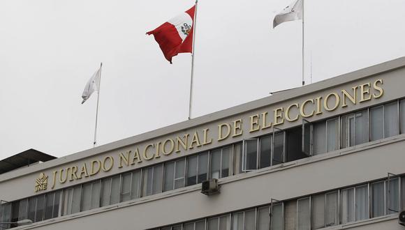 El JNE habilitó la Plataforma Electoral que tendrá información sobre candidatos y agrupaciones del próximo proceso electoral. (Foto: Andina)