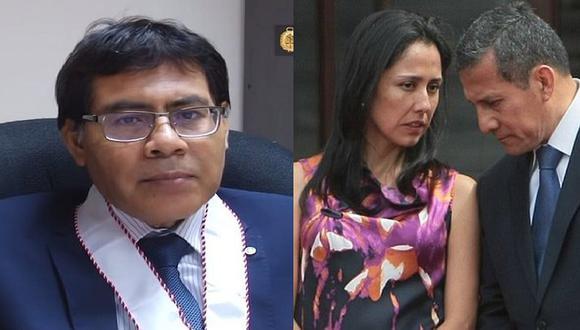 """Fiscal sobre caso Humala-Heredia: """"Es una responsabilidad que uno asume para no defraudar a la ciudadanía"""""""