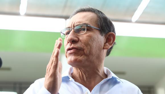 El libro de Carlos Paredes reveló que el expresidente había recibido las dosis de la vacuna de Sinopharm. (Foto: GEC)