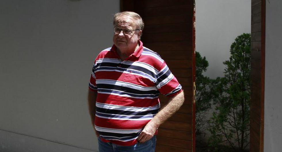Internan de emergencia a Alfredo González en el Hospital Rebagliati