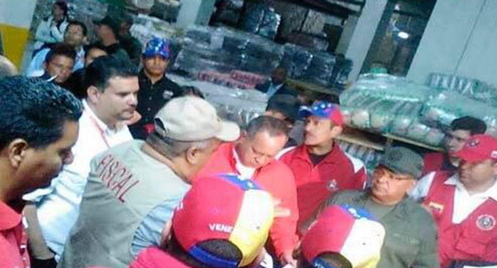 Venezuela: Gobierno ocupa red de supermercado por supuesta guerra alimentaria (VIDEO)