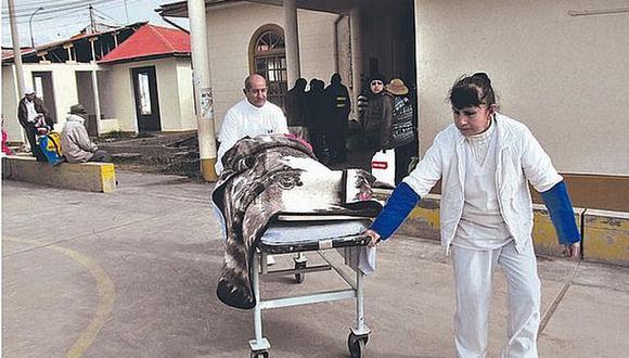 Hospital (Foto: Archivo Correo)