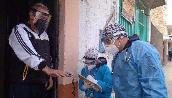 Junín: región reporta 1169 contagios por COVID-19 durante el último fin de semana (Foto: Diresa Junín)