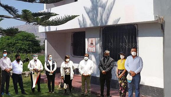En Arequipa inauguran local para personas en abandono y con enfermedades mentales