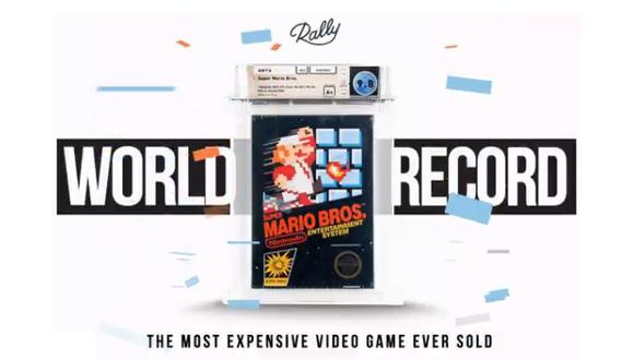 El precio de 2 millones de dólares supone el precio más alto que se ha pagado por un videojuego. (Imagen: Rally)