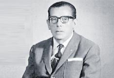 Don Aurelio Díaz Espinoza, uno de los grandes músicos