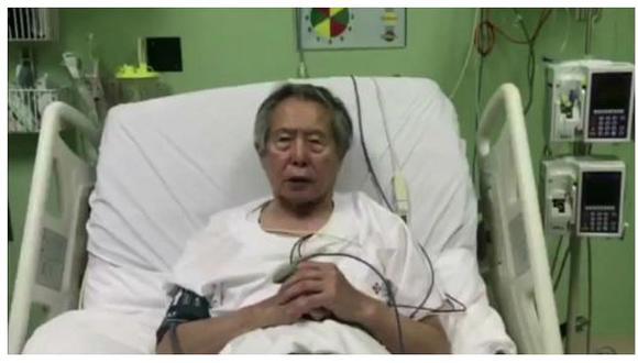 Dirigentes de Fuerza Popular cuestionan contexto en que se dio indulto a Alberto Fujimori