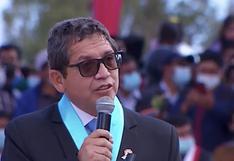 Alcalde Gutiérrez niega firma de documentos durante sus vacaciones
