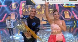 """¡Lo hizo de nuevo! Isabel Acevedo se llevó la copa de """"Divas EEG 2020"""""""