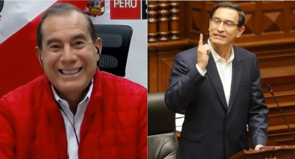 Walter Martos revela que conversó con tres líderes políticos antes del debate de vacancia presidencial (VIDEO)