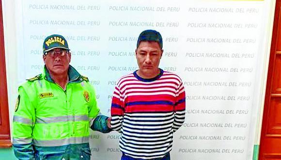 Capturan a sujeto acusado de  tocamientos indebidos a menor