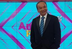 'Melcochita' reaparece en televisión luego de sufrir descompensación en EE.UU.