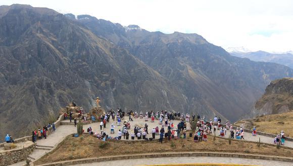 El Valle del Colca obtuvo el reconocimiento como Recursos Turísticos de Jerarquía 4. (FOTO: GEC)