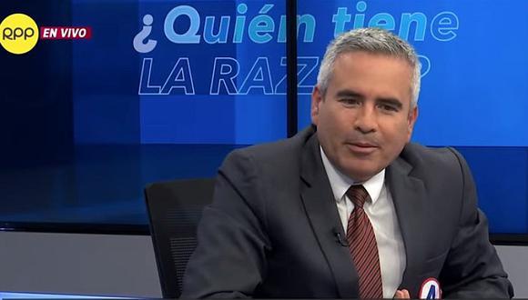 Hermano de fiscal Vela: Rafael y yo somos personas diferentes