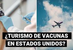Estados Unidos: ¿un extranjero puede vacunarse en este país?