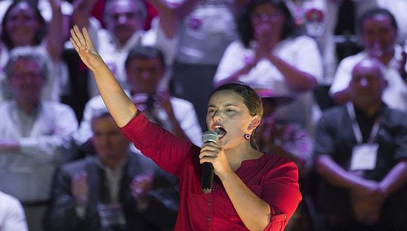 Verónika Mendoza: No vamos a apoyar a ningún candidato pero el fujimorismo es peor