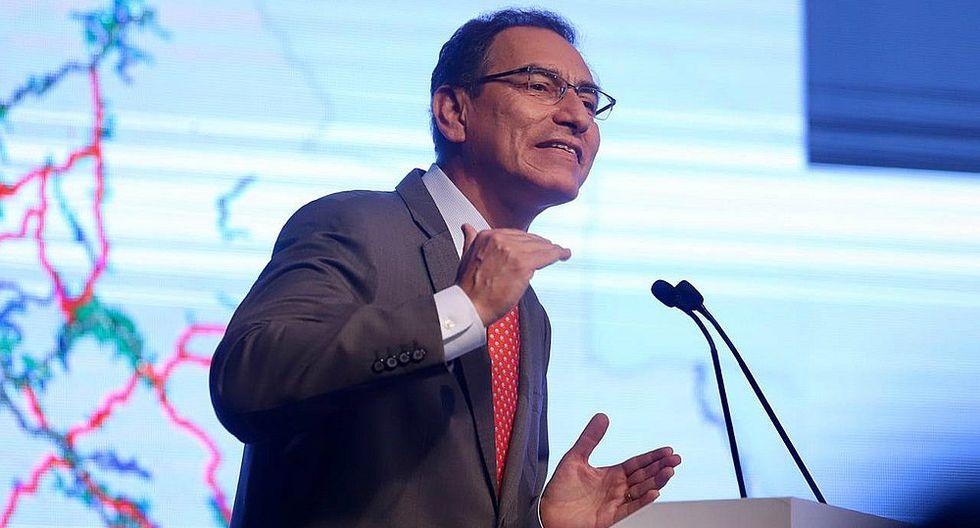 """Martín Vizcarra: """"Escudarse en presuntas persecuciones políticas empresariales no ayuda"""" (VIDEO)"""